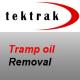 Tramp oil Removal