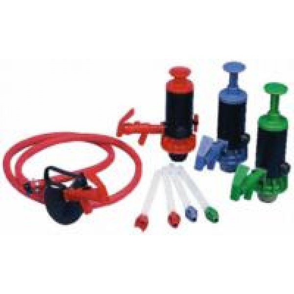 Oil and Food PUMP SP BLUE  Extension Kit